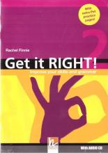 Get it Right! 2 Student's Book with Audio CD