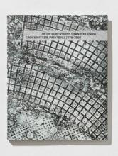 Jack Whitten - More Dimensions Than You Know. Paintings 1979-1989