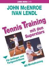 Tennis Training mit den Superstars. DVD-Video