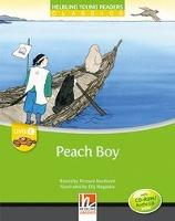 Peach Boy - - Young Reader Level C with Audio CD