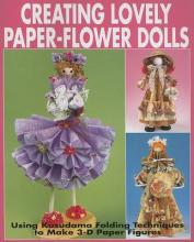 Creating Lovely Paper-Flower Dolls