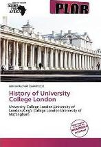 History of University College London