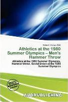 Athletics at the 1980 Summer Olympics - Men's Hammer Throw