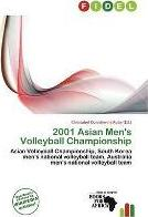 2001 Asian Men's Volleyball Championship