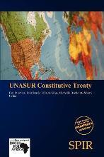 Unasur Constitutive Treaty