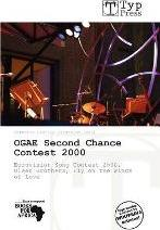 Ogae Second Chance Contest 2000
