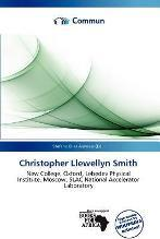 Christopher Llewellyn Smith