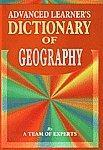 Advanced Learner's Dictionary of Geography