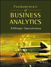Fundamentals of Business Analytics