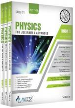 Plancess Study Material Physics for Jee Main & Advanced, Class 11, Set of 3 Books: 2017