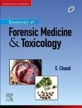 Essentials of Forensic Medicine and Toxicology, 1st Edition