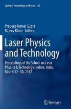 Laser Physics and Technology