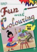 Sura's Fun with Colouring: Bk. 3