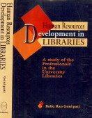 Human Resources Development in Libraries