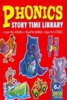 Phonics Story Time Library