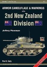 Armor Camouflage & Markings of the 2nd New Zealand Division, Part 2