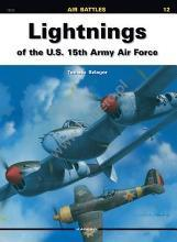 Air Battles 12 - Lightnings of the U.S. 15th Army Air Force