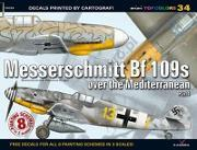 Messerschmitt Bf 109s Over the Mediterranean. Part 1