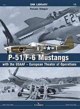 P-51/F-6 Mustangs with the USAAF - European Theater of Operations