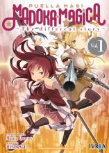 Madoka Magica the different story 01