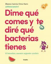 Dime Que Comes Y Te Dire Que Bacterias Tienes / Tell Me What You Eat and I'll Tell You What Bacteria You Have