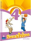 Sunshine, 4 Educación Primaria. Activity book