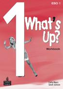 What's up?, 1 ESO. Workbook file