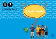 Fun with Freddy! Activity Book 3
