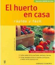 El huerto en casa / The Vegetable Garden at Home