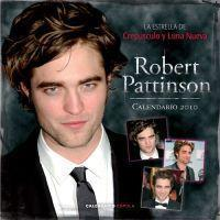 Calendario Robert Pattinson