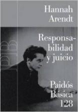 Responsabilidad y juicio/ Responsability and Judgment