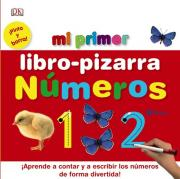 Mi primer libro-pizarra números / My first board book of numbers