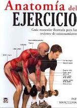 Anatomia del ejercicio/ Anatomy of Exercise