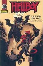 Hellboy La Caja Del Mal / Hellboy Box Full of Evil