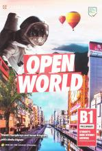 Open World Preliminary Student's Pack (Student's Book Without Answers and Workbook Without Answers) English for Spanish Speakers