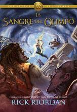 La sangre del olimpo/ The Blood of Olympus