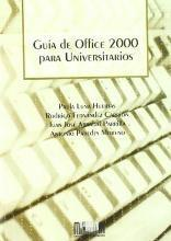 Guía de Office 2000 para universitarios