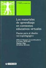 Los Materiales De Aprendizaje En Contextos Educativos Virtuales/ The Learning Materials in Virtual Educational contexts