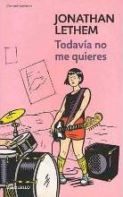 Todavia no me quieres/ You Don't Love Me Yet