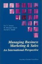 Managing Business Marketing and Sales