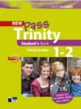 New Pass Trinity 1-2 Student's Book with CD