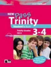New Pass Trinity 3-4 Student's Book with CD