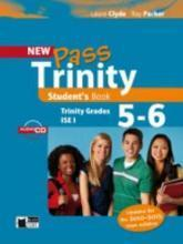 New Pass Trinity 5-6 Student's Book with CD