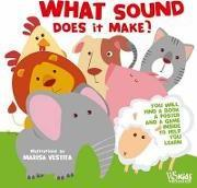 What Sound Does it Make?: Memory Game