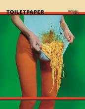 Toiletpaper: Issue 8: Issue 8