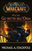 Vol'jin. Gli spettri dell'Orda. World of Warcraft