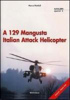 A129 Mangusta Italian Attack Helicopter