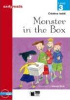 Monster in the Box + audio CD