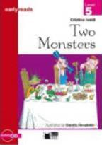 Two Monsters + audio CD