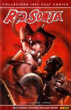 Red Sonja contro Thulsa Doom. Red Sonja